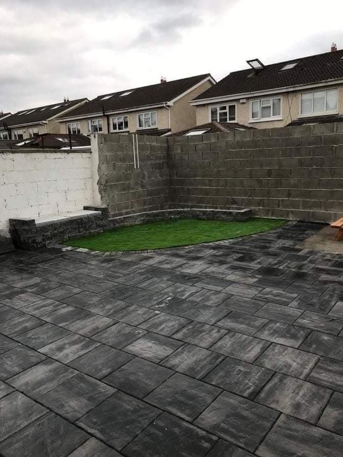 Concrete Pavers Dublin