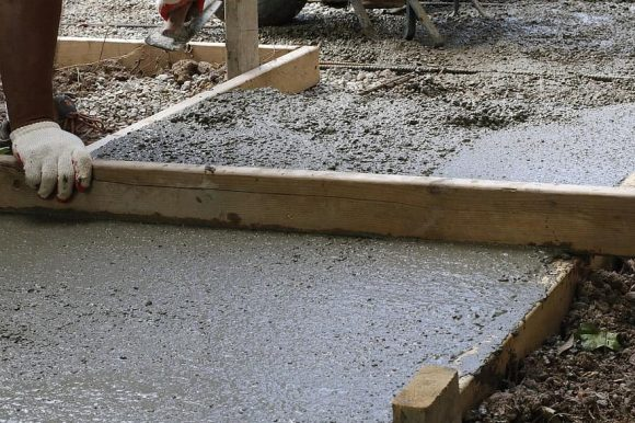 Concrete Paving Contractors Dublin