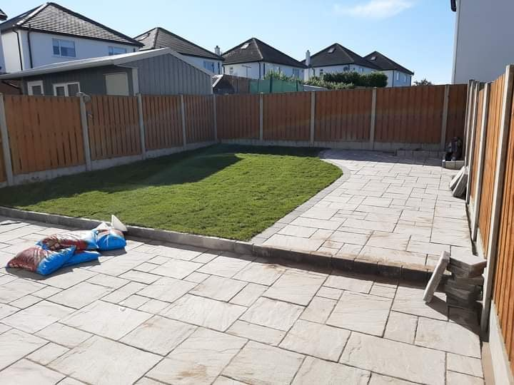 Granite Stone Paving Contractors Dublin